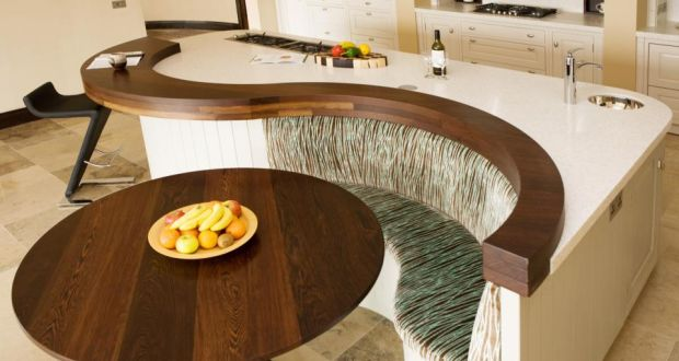 7 alternative kitchen designs