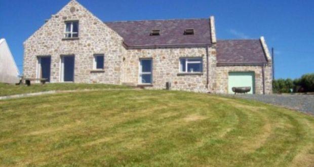 Ireland Stone Building : Stone house plans ireland design