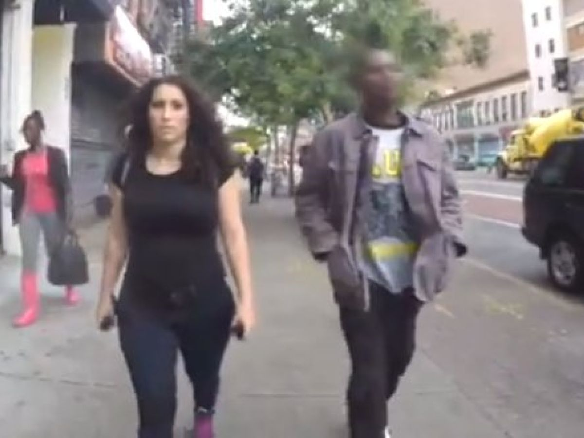 Video showing harassment of woman in New York goes viral 4b883c79d9b