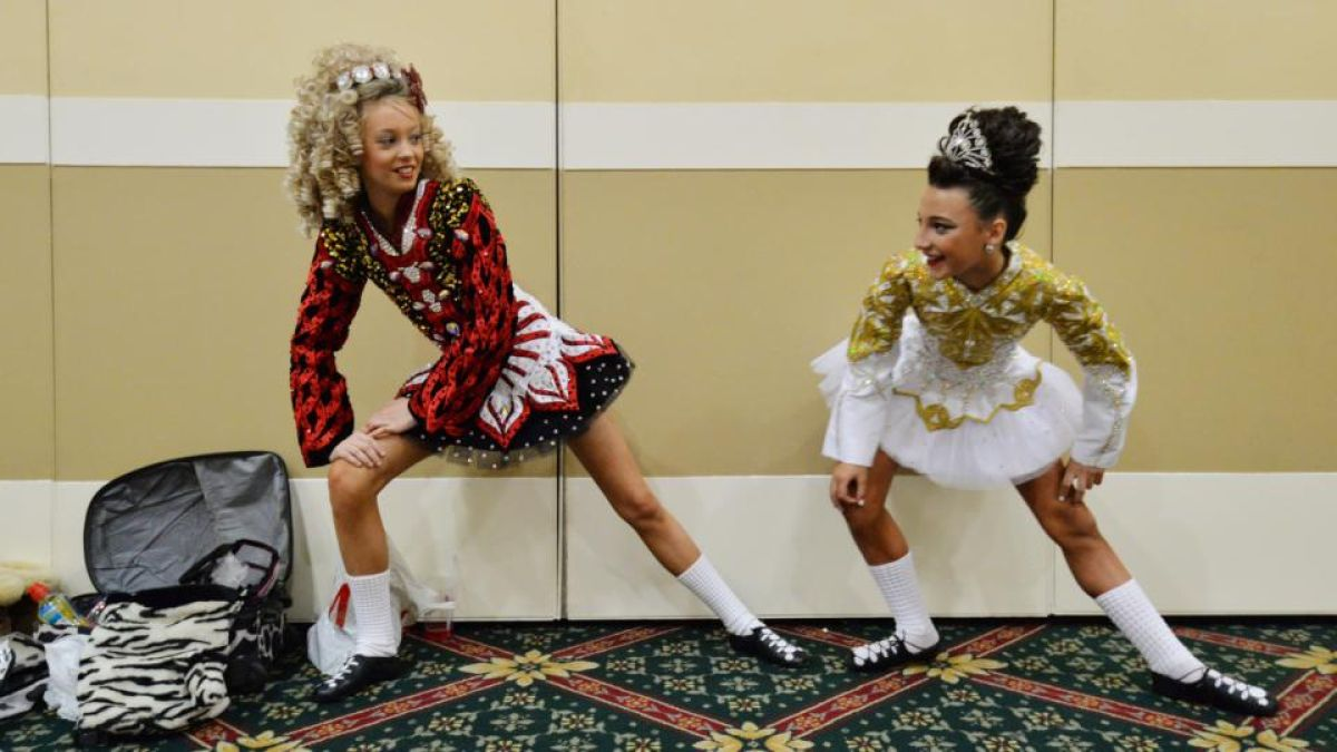 Plenty Of Ups And Downs At All Ireland Dancing Championships