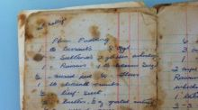 Family Fortunes: My mother's recipe book