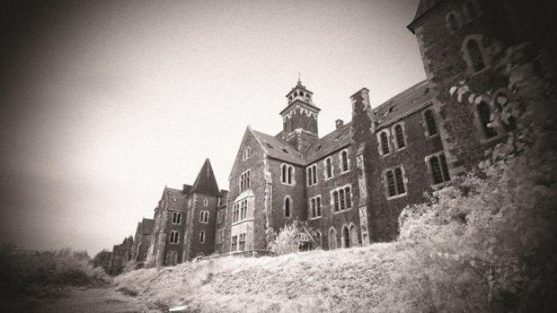 Cork District Lunatic Asylum