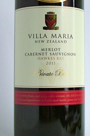 Villa Maria Merlot Review