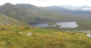 Go Walk: Glenamong, Co Mayo