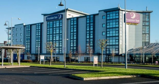 The 155 Bed Premier Inn Hotel At Entrance To Airside Retail Park Near Swords