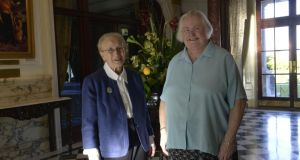 First Encounters: Catherine McGuinness and Margaret Moyse
