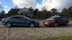 Saloon showdown: Ford Mondeo v VW Passat