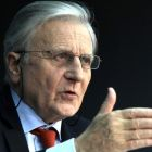 "Jean-Claude Trichet: ""I am sure that you are aware that a swift response is needed before markets open next week"""