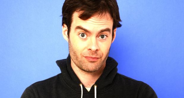 "Bill Hader: ""What I liked about the script was that he has"