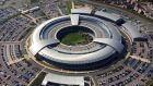 "'GCHQ director Robert Hannigan argued democratic governments and big tech companies needed to come to a ""new deal"" to help combat that kind of terrorism and protect everybody else in the world.' Above, British Government Communications Headquarters (GCHQ) in Cheltenham, Gloucestershire. Photograph: EPA/GCHQ / Crown copyright"