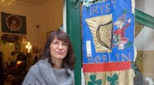Ich bin ein Irish shopkeeper - tales from the fall of the Berlin Wall