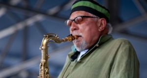 Charles Lloyd: 'I wouldn't be out here on the road if I didn't feel younger than springtime in the music.' Photograph: Douglas Mason/Getty Images