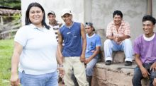 Honduras: meet the Coffee vs Gangs trainees