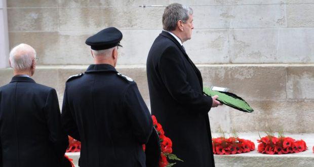 Remembrance Sunday Ireland