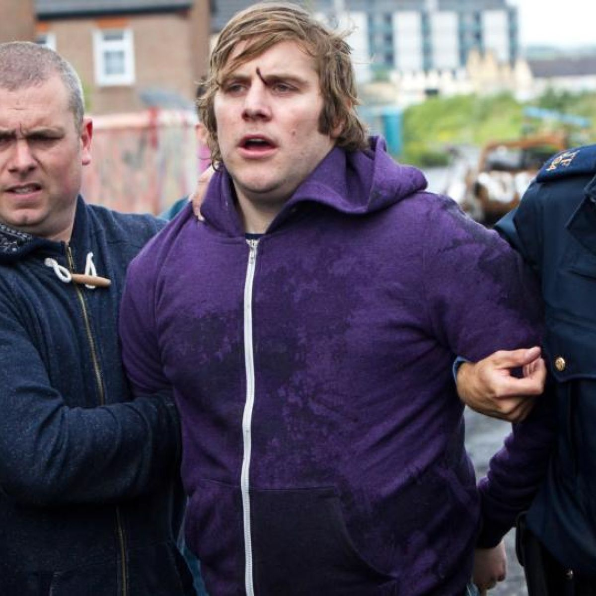 Filming Love/Hate sexual violence 'tough', says Peter Coonan
