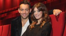 Aoibhinn McGinnity and Ben Forster at the Bord Gáis Energy Theatre. Photograph: Brian McEvoy