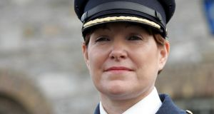 "Interim Garda Commissioner Noirín O'Sullivan. ""Technology has moved so quickly over the last number of years. In the operating environment of policing, it's not something we can stand still on"""