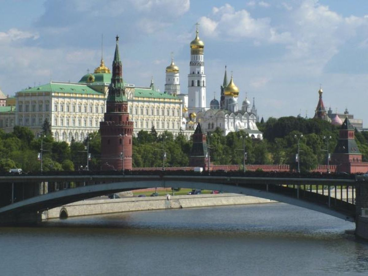 Moscow: a selection of sites