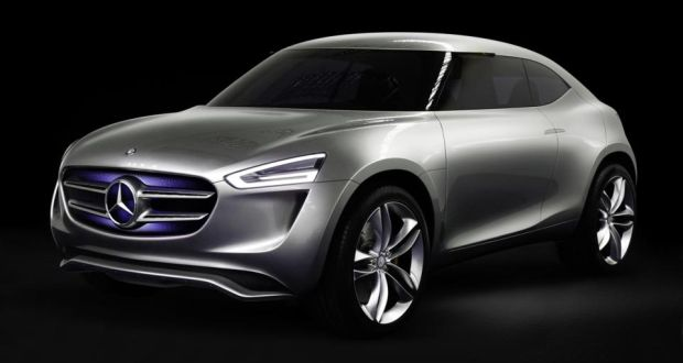 German Premium Brands Gear Up For Baby Suv Boom
