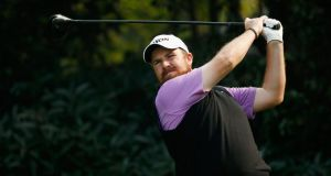 Shane Lowry in action during the WGC-HSBC Champions in China last week. Photograph:  Scott Halleran/Getty Images.