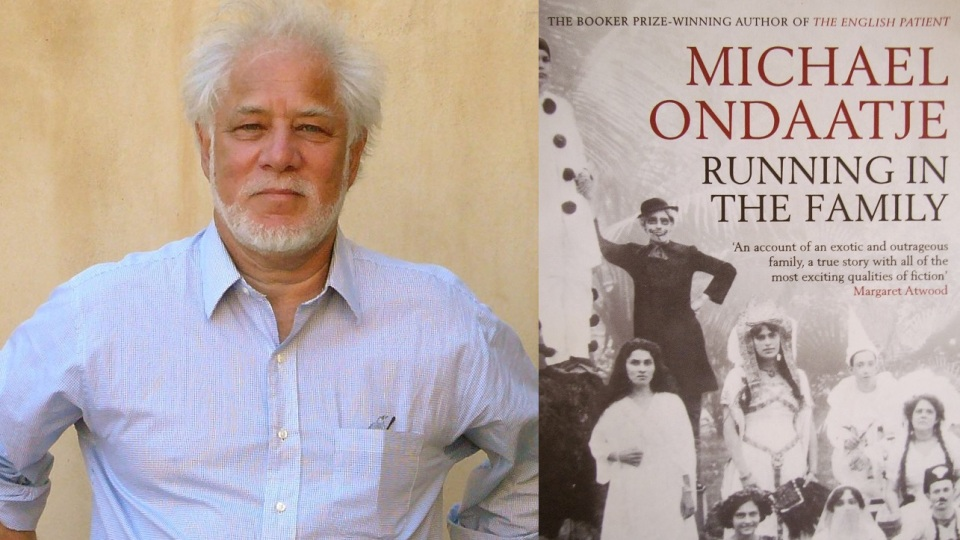 running in the family analysis michael Philip michael ondaatje, cc frsl (/ running in the family (1982) is a semi-fictional memoir of his sri lankan childhood.