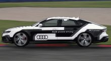 Driverless cars coming down the track