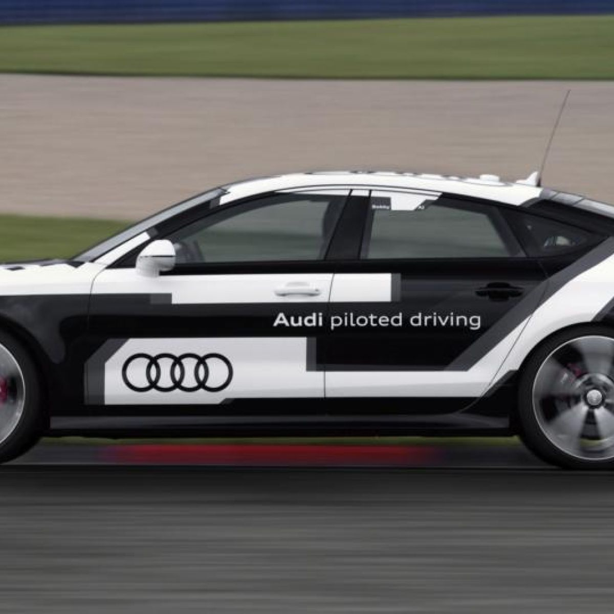 Audi Piloted Driving >> Driverless Cars Coming Down The Track