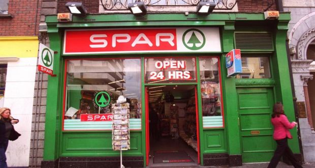 Image result for spar store ireland