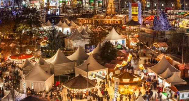 Get yourself to a christmas market the continental christmas market in galway running from november 21st to december 22nd solutioingenieria Image collections