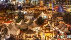 The Continental Christmas Market in Galway, running from November 21st to December 22nd