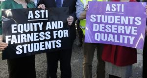 ASTI president Philip Irwin said teachers' key objectives around junior cycle reform have not yet been addressed, and with all avenues exhausted, they have no option but to escalate industrial action.