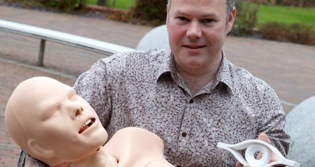 Declan O'Duil: his company won Best Industrial Product for its medical training product Truman Trauma Surgical Training Manikin at the IDI Design Awards last year