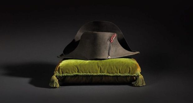 Napoleon s hat sold to South Korean bidder for €1.9m 114b9a0a52e