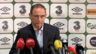 At the FAI Press Conference Martin O'Neill answers questions on Keane, Grealish and the upcoming USA match.
