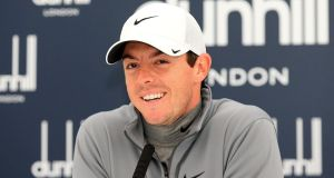 Rory McIlroy: will pick up prizemoney of over €1 million for his Race to Dubai victory. Photo: David Cannon/Getty Images