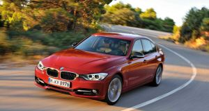 Best pick for sports saloon: BMW 3