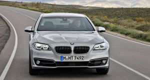 Best pick for executive car: BMW 5 Series