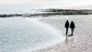 The concept of 'migratory mourning' is emerging in modern psychology,   a clinical name for nostalgia and homesickness felt by emigrants and their family and friends left behind. Photograph: Bryan O'Brien /The Irish Times