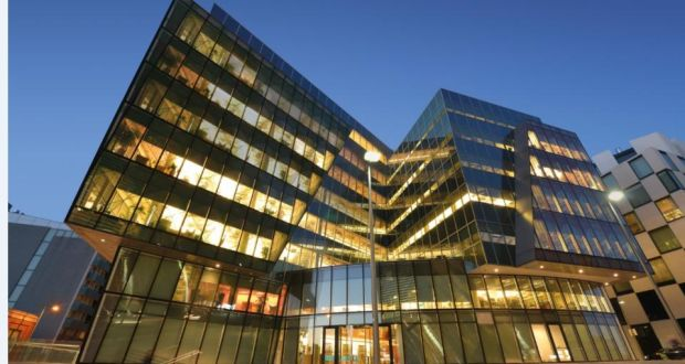 dublin office. 4 And 5 Grand Canal Square, Dublin 2: Guide Price Of \u20ac102.2 Million Office