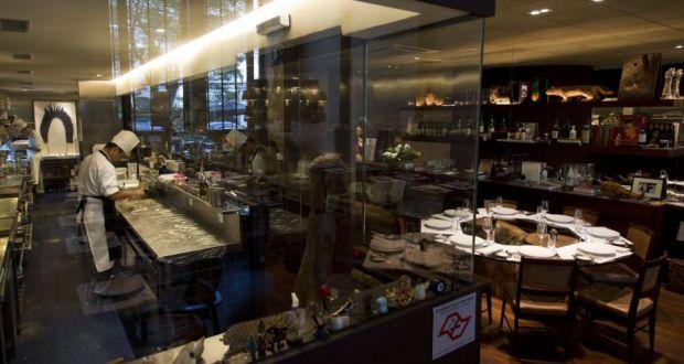Iconoclastic Critic Fillets Sao Paulo S Grand Eateries