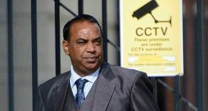 Charanjit (46) from Twinburn Gardens in Newtownabbey, was found guilty at Belfast Crown Court of sexually abusing a 12-year-old girl who was brought to him with a stomach complaint. Photograph: Pacemaker Press