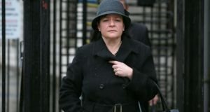 Helen Noble (42), of Killballyowen, Aughrim, Co Wicklow has settled her High Court action. Photograph: Courts Collins