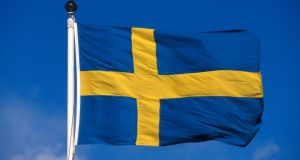 The Swedish government has backed the arrangement and so too has the finance committee of the Riksdag, Sweden's parliament.