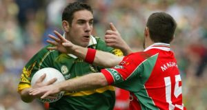 All Ireland Football Final Kerry vs Mayo 2004. Photograph: Billy Stickland/Inpho