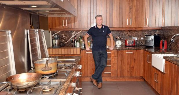 Chefs at home: Ross Lewis, Chapter One