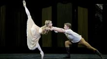 Irish ballet star's ascent a triumph of grit and talent