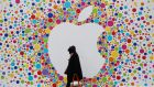 Apple:  alleged conspiracy not to recruit.   Photograph: Simon Dawson/Bloomberg