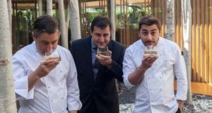 Have dinner with Joan, Josep and Jordi Roca at El Celler de Can Roca and taste a different whisky from The Macallan distillery with each of the 14 courses.