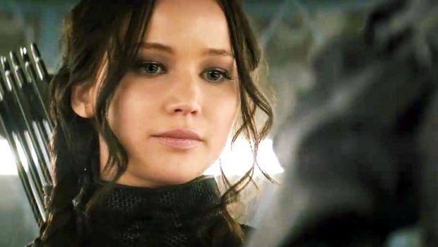 The Hunger Games: Mockingjay Part I review - halfway decent, then.