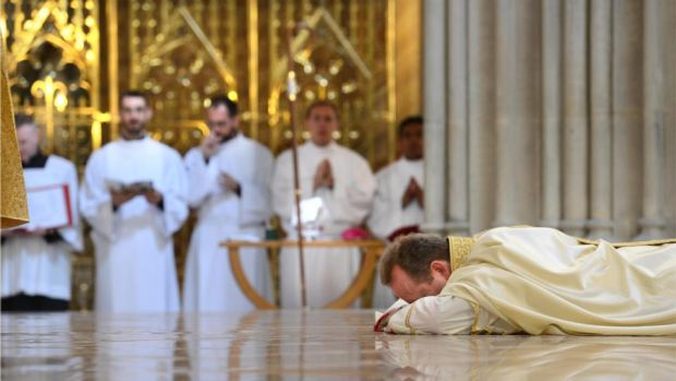 Loneliness and the priesthood
